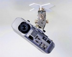 Arakno Mini - Najwyższej klasy, precyzyjny uchwyt do projektora (do 20kg) 70 – 120cm (100% Made in Italy)