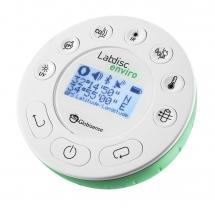 Dysk pomiarowy Labdisc Środowisko (13 wbudowanych czujników pomiarowych)