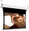 Ekran do zabudowy z napinaczami Adeo Tensio Classic Incell 165x93 cm (16:9) + projektor