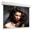 Ekran elektryczny Adeo Elegance 240x135 cm lub 230x129 cm (wersja BE) format 16:9 + projektor
