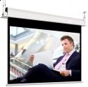 Ekran elektryczny Adeo do zabudowy Incell 350x263 cm (4:3)