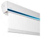 Ekran elektryczny bezprzewodowy Avers AkuStratus 2 180x180 cm (1:1)