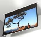 Ekran elektryczny do zabudowy Avers Contour 240x135 cm (16:9)