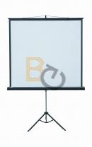Ekran na trójnogu 2x3 POP 147x108 cm (4:3)