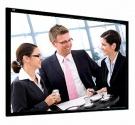 Ekran ramowy Adeo FramePro Rear Elastic Bands 284x121 cm (21:9)