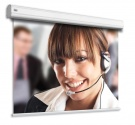 Ekran ręcznie rozwijany Adeo Winch Professional 243x243cm lub 233x233 cm (wersja BE) format 1:1