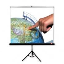 Ekran ręcznie rozwijany na trójnogu AVtek 150x150 cm (1:1)
