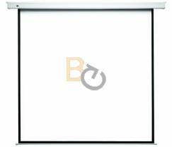 Ekran ścienny Kauber Econo 146x146 cm (1:1)