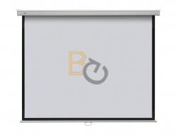 Ekran ścienny ręcznie rozwijany 2x3 POP 195x145 cm (4:3) PROMOCJA!