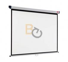 Ekran ścienny ręcznie rozwijany NOBO 175x109 cm (16:10)