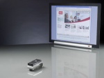 Ekran ultraprzenośny NOBO 60x45 cm (4:3)