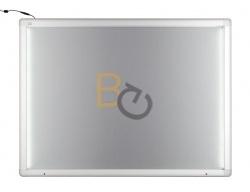 Gablota wewnętrzna 2x3 jednodrzwiowa model 1 120x90 cm - korkowa z oświetleniem LED