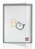 Gablota wewnętrzna 2x3 jednodrzwiowa model 4 2xA4