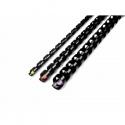 Grzbiety plastikowe GBC ProComb 12mm (100 sztuk) czarne