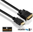 Kabel HDMI/DVI PureLink 7,5m