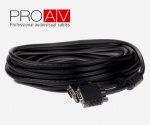 Kabel ProAV VGA High Quality 15m
