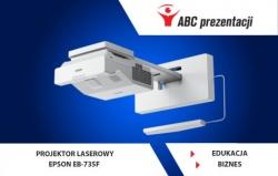 Laserowy projektor ultrakrótkoogniskowy Epson EB-735F