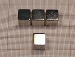 Magnes neodymowy do tablic szklanych Naga i Nobo 10x10x10 mm