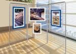 Metalowa konstrukcja ekspozycyjna Vitincom