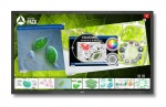 Monitor interaktywny NEC MultiSync V552 TM (MultiTouch)