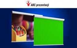 NOWOŚĆ: Ekrany GREEN SCREEN od Adeo Screen!