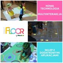 NOWOŚĆ Smartfloor - Podłoga Interaktywna