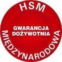 Niszczarki HSM  - produkcja w Niemczech i dożywotnia gwarancja