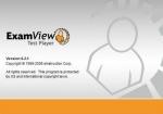 Oprogramowanie do komputera Interwrite ExamView