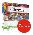 Oprogramowanie do tablic interaktywnych EduROM Gimnazjum pakiet przedmiotowy Chemia klasy 1-3
