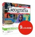 Oprogramowanie do tablic interaktywnych EduROM Gimnazjum pakiet przedmiotowy Geografia klasy 1-3