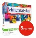 Oprogramowanie do tablic interaktywnych EduROM Gimnazjum pakiet przedmiotowy Matematyka klasy 1-3