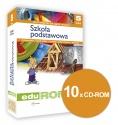 Oprogramowanie do tablic interaktywnych EduROM Szkoła podstawowa klasa 5 - zestaw 4 przedmiotów
