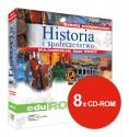 Oprogramowanie do tablic interaktywnych EduROM Szkoła podstawowa pakiet przedmiotowy Historia klasy 4-6