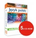 Oprogramowanie do tablic interaktywnych EduROM Szkoła podstawowa pakiet przedmiotowy Język Polski klasy 4-6
