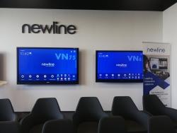 Otwarcie showroomu Newline w Warszawie. Zapraszamy!