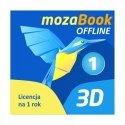 Pakiet 3D Offline dodatek do Mozabook