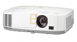 Projektor multimedialny NEC P401W