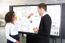 Rozwiązania interaktywne NEC dla biznesu