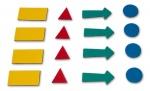 Symbole magnetyczne do planerów i tablic 2x3