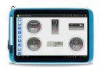 Tablet edukacyjny GlobiMate 10 cali z oprogramowaniem Globilab