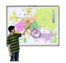 Tablica interaktywna Interwrite Touch Board PLUS 1088 - przekątna 88 cali format 16:10