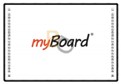 Tablica interaktywna myBoard Black 90