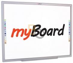 Tablica interaktywna myBoard Silver 84