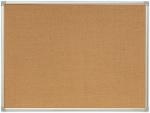 Tablica jutowa 2x3 w ramie aluminiowej EcoBoards 80x60cm