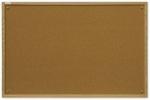 Tablica korkowa 2x3 w ramie MDF 60x45cm