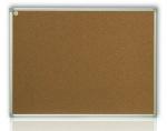 Tablica korkowa 2x3 w ramie aluminiowej EcoBoards 80x60cm