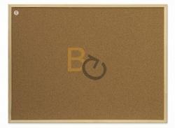 Tablica korkowa 2x3 w ramie drewnianej EcoBoards 80x60cm