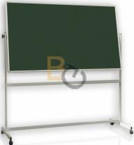 Tablica obrotowa kredowa 2x3 170x100cm magnetyczna, lakierowana