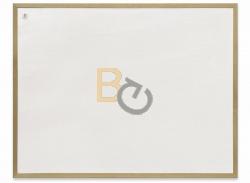 Tablica suchościeralna w ramie drewnianej EcoBoards 60x40 cm