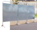 Tablica wyborcza 1000x1700 mm profil 30 x 30 mm
